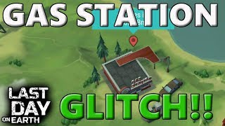 GAS STATION GLITCH!! | NEW CYCLE UPGRADES!! | Last Day On Earth LIVESTREAM 1.10.3