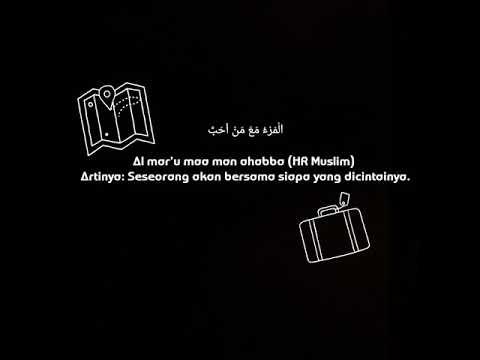 Jaga Selalu Hatimu (STORY WA)