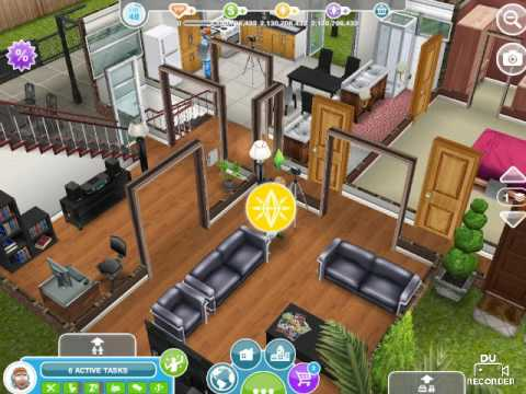 The Sims Freeplay Diy Homes And Patios Quest