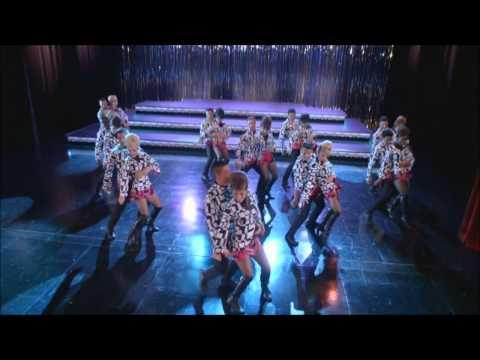 Glee Rock Lobster Full perfomance HD
