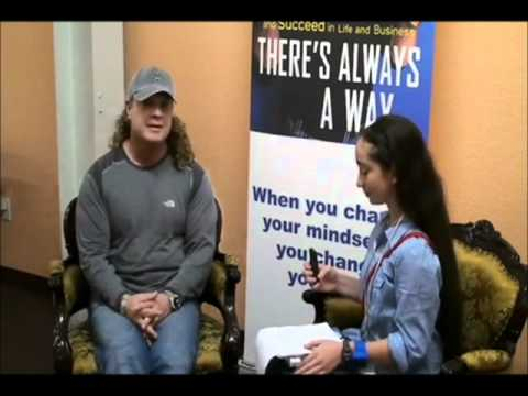 TONY LITTLE interview America's Personal Trainer with Pavlina