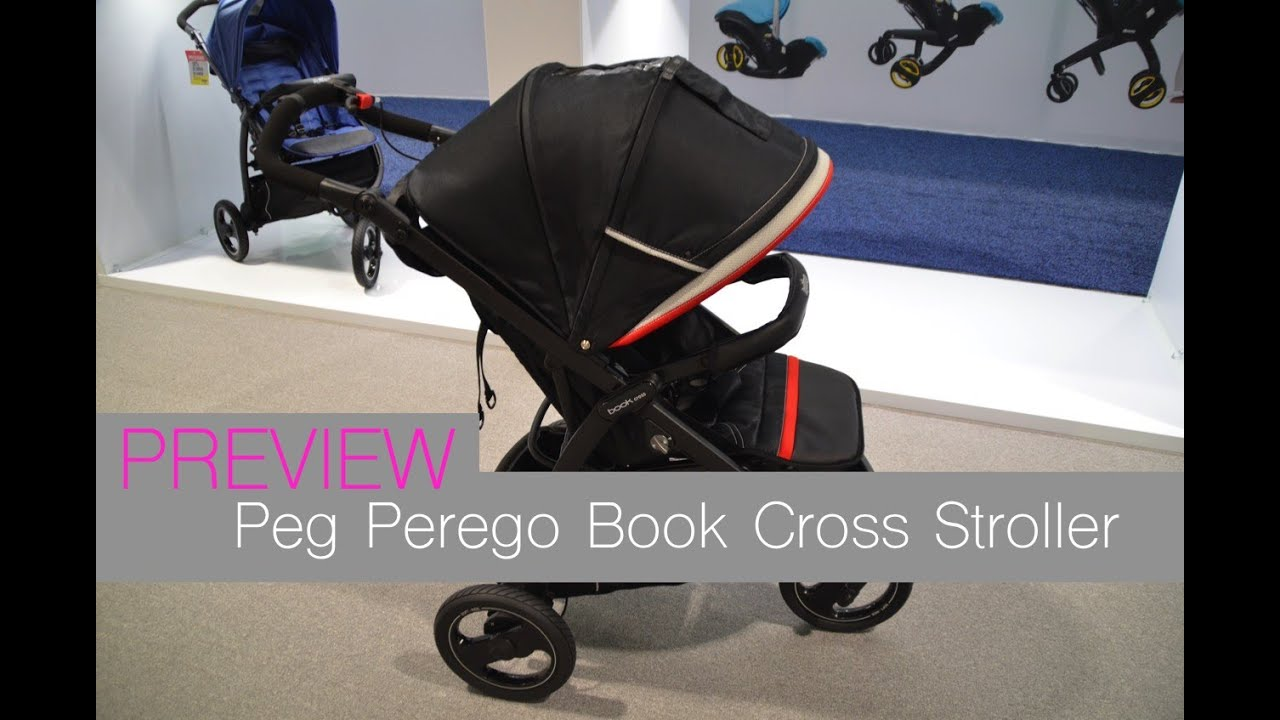 Poussette Peg Perego Trio Cross Peg Perego Book Cross 2016 Stroller Review