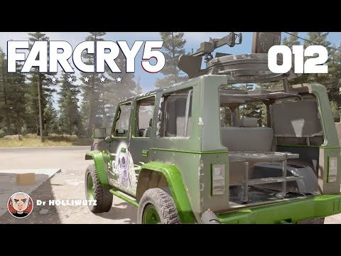 "Far Cry 5 #012 - ""Todeswunsch"" beschaffen [XBOX] Let's Play Far Cry 5"