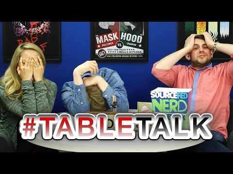 Don't Trust Hank Green on #TableTalk!
