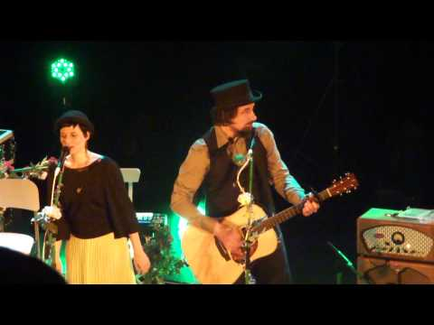 10. Mrs.Greenbird: Shooting Stars and Fairy Tales, Capitol Mannheim am 26.03.2013