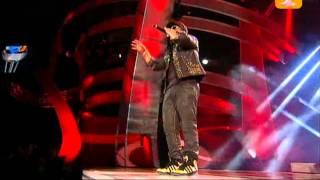 Daddy Yankee, No es Culpa Mía, Festival de Viña 2013