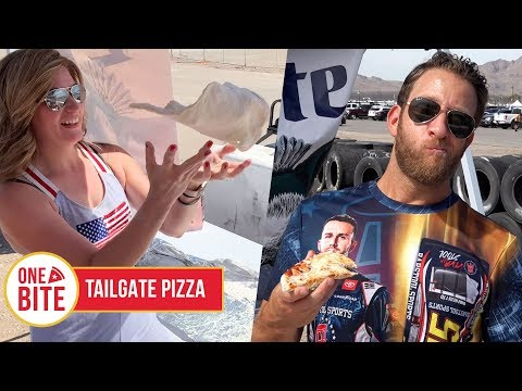 Barstool Pizza Review - Las Vegas Motor Speedway Tailgate