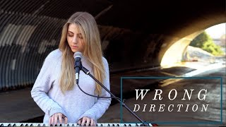 Wrong Direction by Hailee Steinfeld cover by Jada Facer
