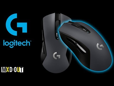 Logitech G603 Lightspeed Gaming Mouse Review