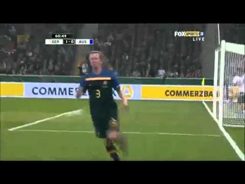 Australia beats Germany 2-1