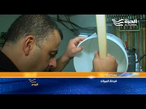 مسيحيو الأراضي الفلسطينية يتأهبون للاحتفال بعيد الميلاد  - 21:21-2017 / 12 / 14