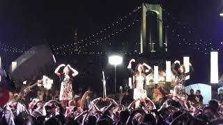 2018年11月4日撮影 第17回ドリーム夜さ来い祭り Village People YMCA 【...