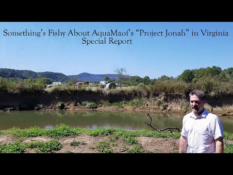 """Something's Fishy About AquaMaof's """"Project Jonah"""" In Virginia"""