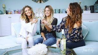 Wine Not Wednesday with our girl...BECCA TILLEY!!