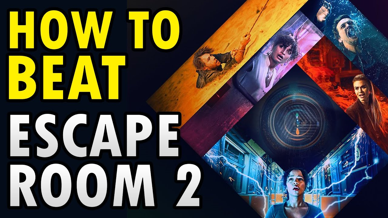 Download How to Beat ESCAPE ROOM 2: Tournament of Champions (2021)