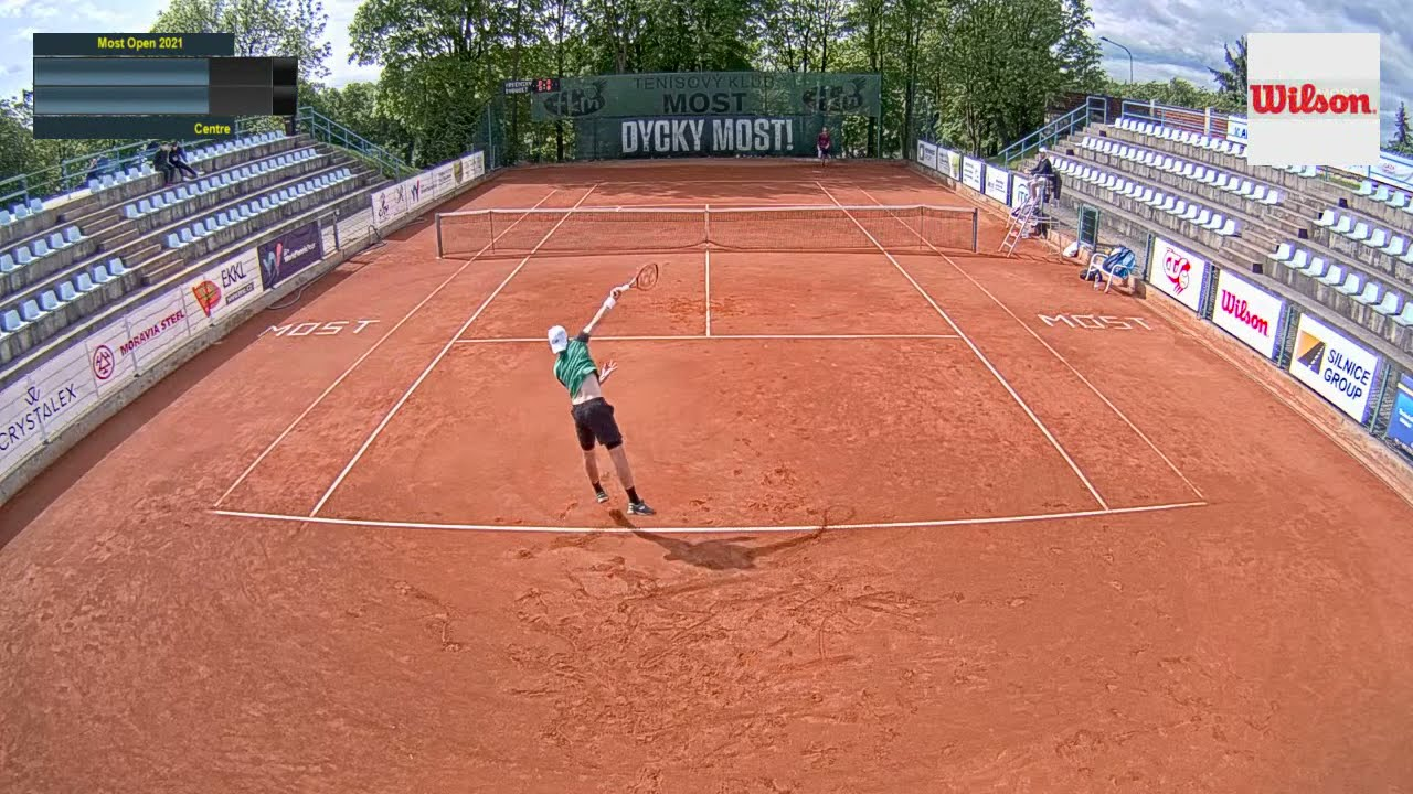 Centre Court - 26.5.2021 - Most Open 2021 - TK Most - YouTube