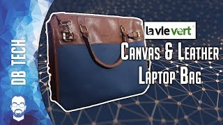 LavieVert Laptop Bag Review w/ Discount Codes!