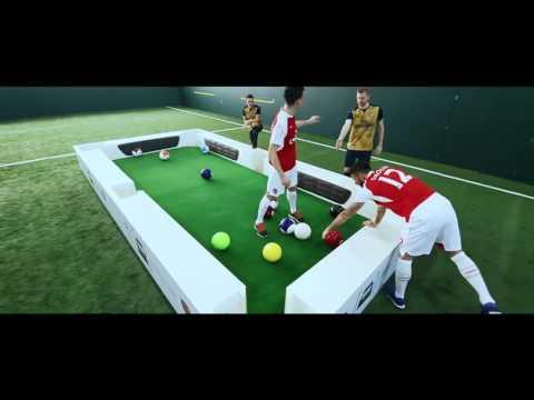 France vs Germany | Arsenal Edition | Mesut Ozil | Olivier Giroud