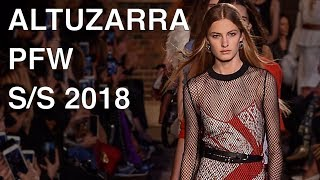 ALTUZARRA | SPRING SUMMER 2018 | FULL FASHION SHOW