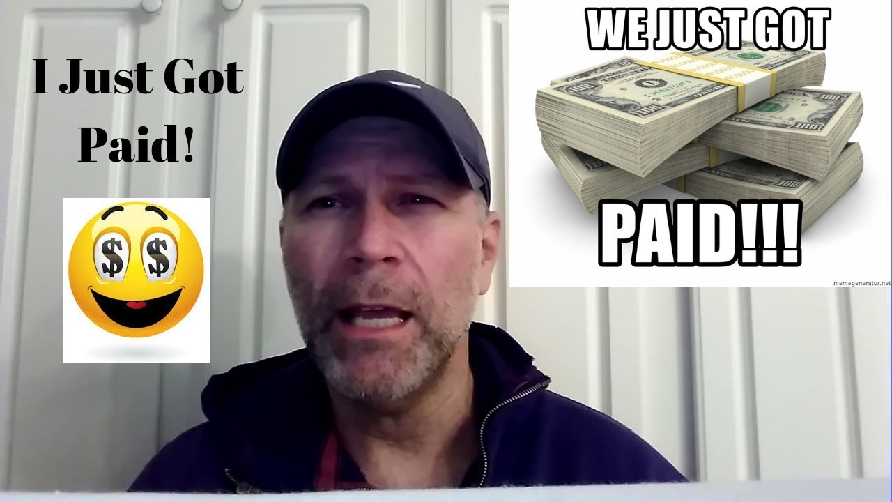 I Just Got Paid! One Time Payment! No Monthly Fees! Direct Mail Marketing  System  Work From Home!