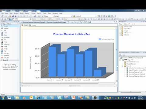 SSRS Reports in CRM 2011 Online