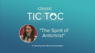 The Spirit Of Antichrist