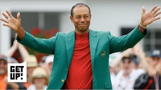 Tiger Woods' revival is up there with Michael Jordan's and Muhammad Ali's - Michael Wilbon | Get Up!