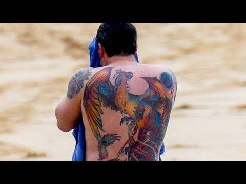 Ben Affleck Back Tattoo Discussion (3/20/18)