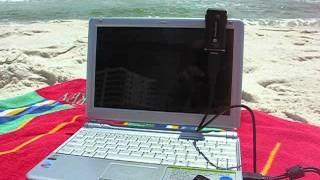 BengalBoy Reviews the Sony Ericsson MD300 Mobile Broadband USB Modem. Video 2.