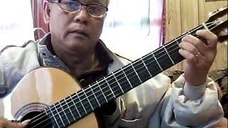 Romance - Jeux Interdits (Anon) - Guitar Solo