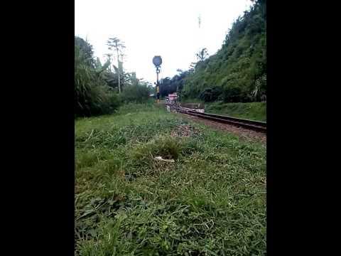 Penampakan di jembatan kereta api padalarang