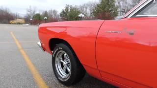 1969 plymouth roadrunner for sale at www coyoteclassics com