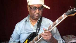 Malare... mounama..instrumental by Vijayaraj
