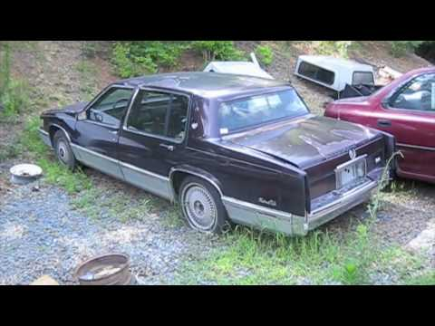1993 Cadillac Deville Junker In Depth Tour And Walk Around