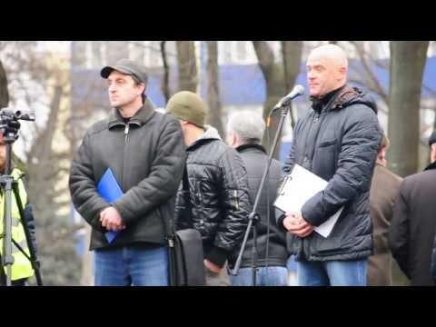 видео: Геннадий Труханов на митинге 1/03/2014