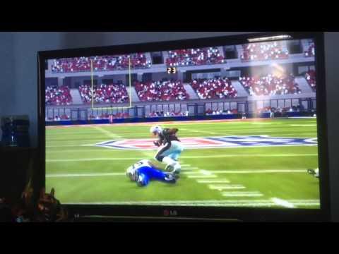 Vince wilfork touchdown!!!!!!!!
