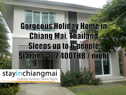 Gorgeous holiday home in Chiang Mai