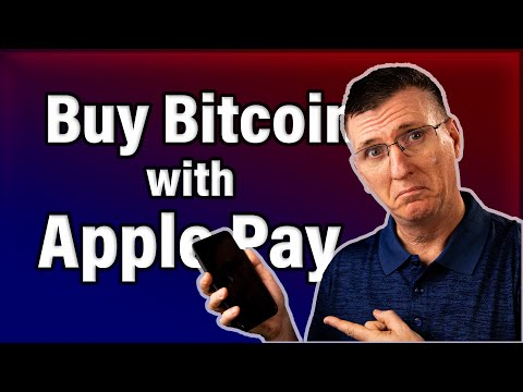 Buy Your First Bitcoin...Step By Step With Apple Pay!