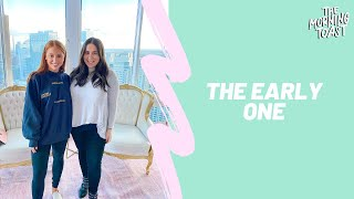 The Early One: The Morning Toast, Thursday, January 16, 2020