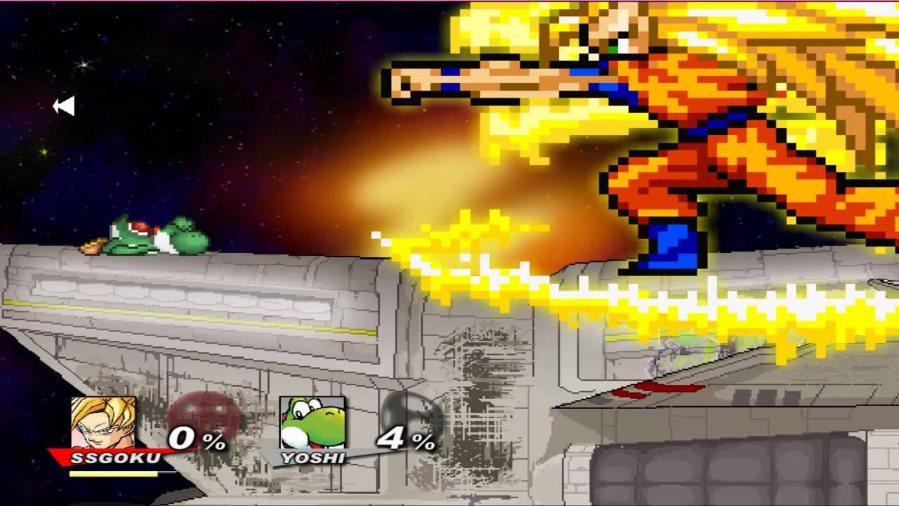 Super Bug En Super Smash Flash 2 V08  YouTube