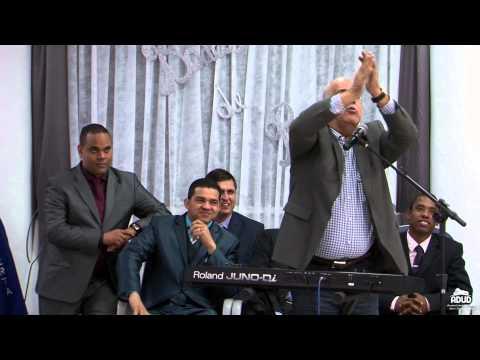 Mattos Nascimento - Testemunho e louvor na Festividade de 25 anos da ADUD