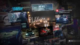 Need for Speed 2015 - How to Restart Your Journey/Career