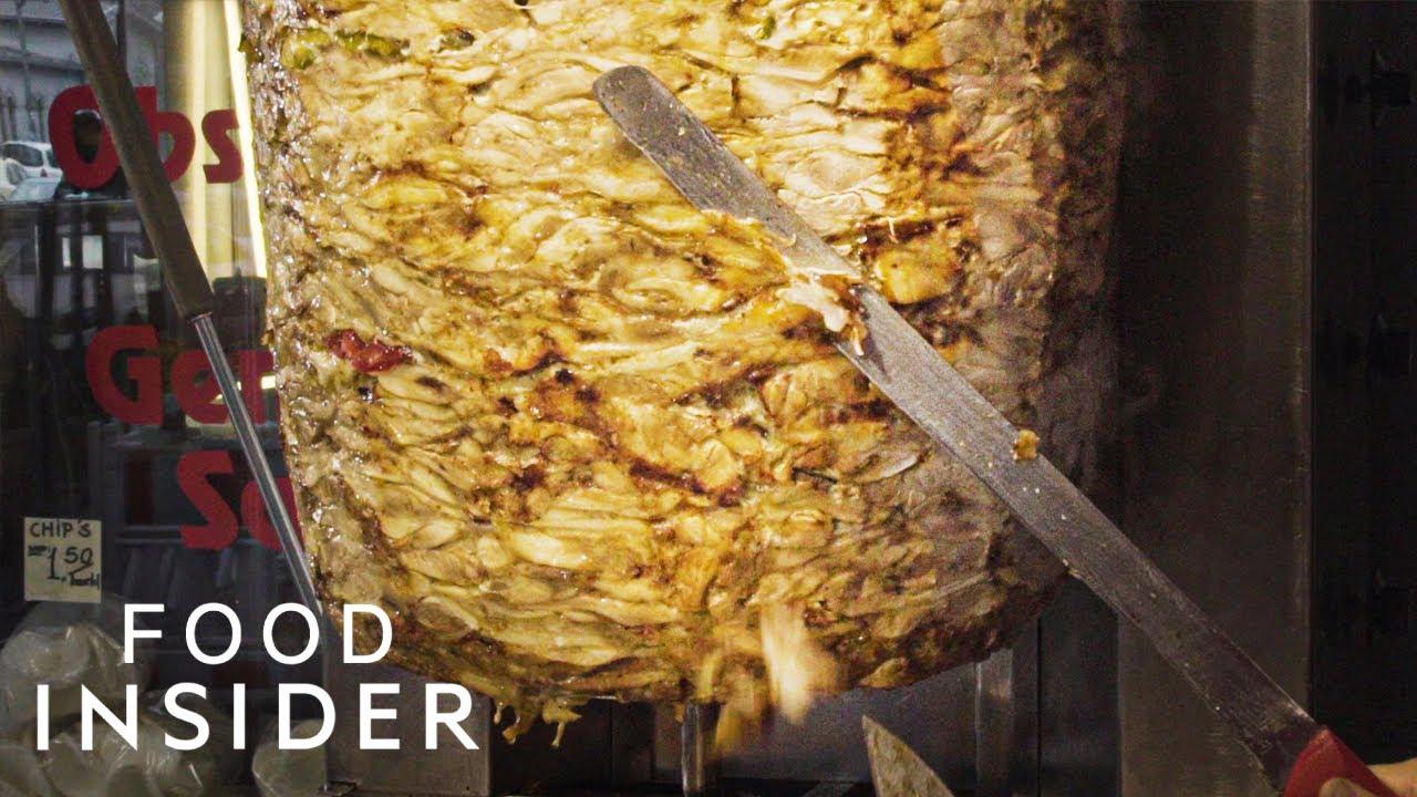 The Best Döner Kebab In Berlin   Legendary Eats