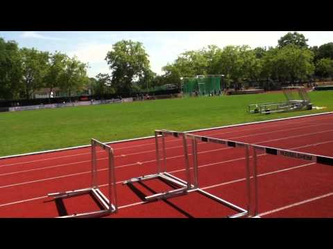 Girls 4x800 Relay - DoDDS-Europe Track Championships