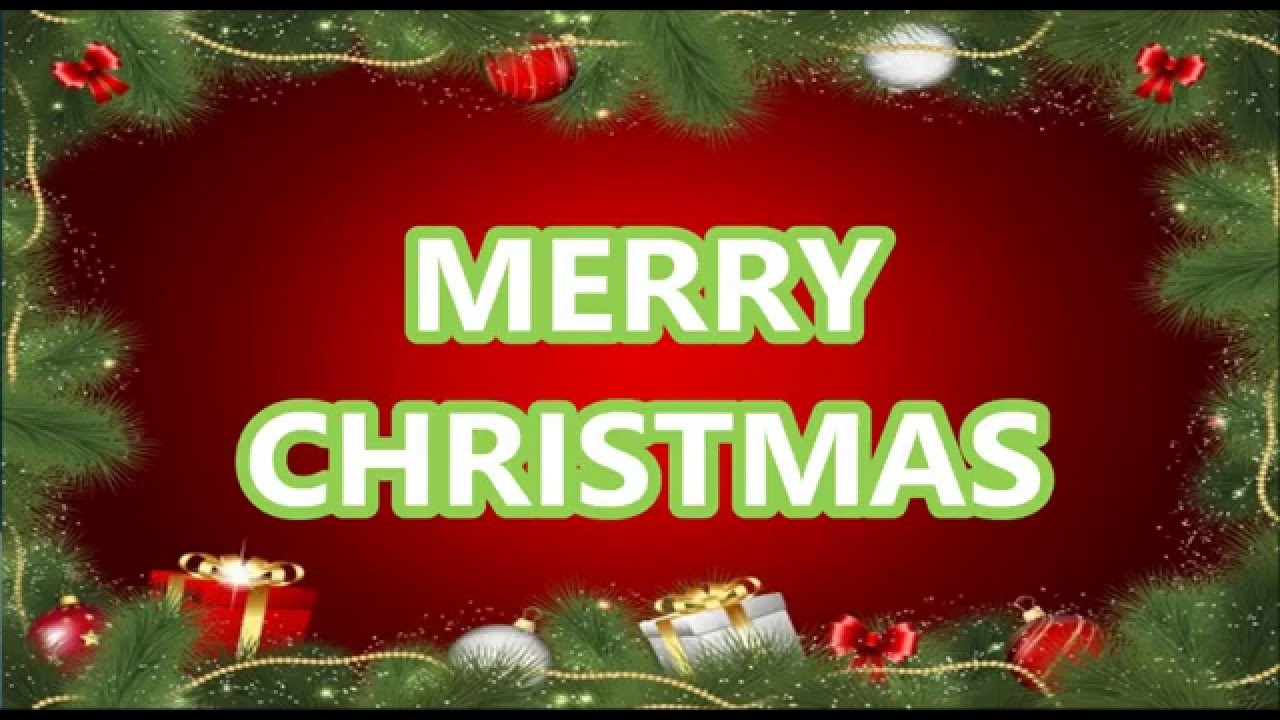 merry christmas video beautiful wishes e card greeting christmas music card download free youtube - Christmas Music Download