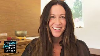 Baixar Alanis Morissette Educates James on Unschooling