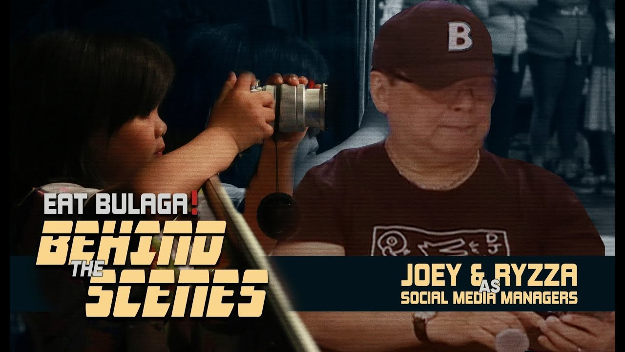 Eat Bulaga BTS: Ryzza & Joey Social Media Managers for A Day (FULL VIDEO)