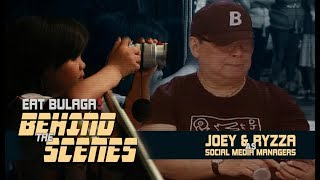 Eat Bulaga BTS: Ryzza & Joey Social Media Managers for A Day (FULL VIDEO) thumbnail