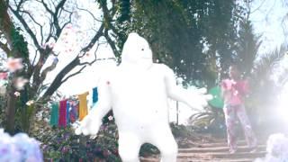 Sunlight Pink Bubbles advert with Just You artist Nonkululeko