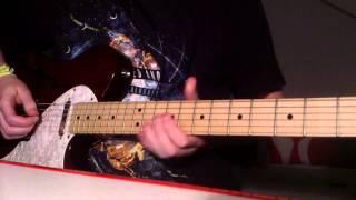 Tame Impala - Elephant [GUITAR COVER]